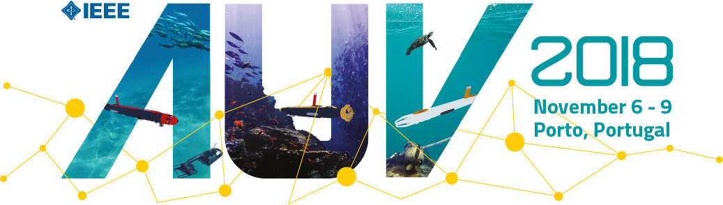 AUV, Autonomous Underwater Vehicle