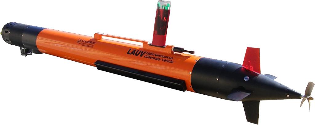LAUV, AUV, Autonomous Underwater Vehicle